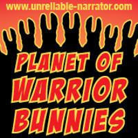 Planet of Warrior-Bunnies in Boston