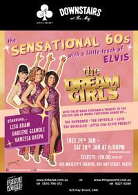 The Dream Girls - The Sensational 60s @ Fringe World in Australia - Perth