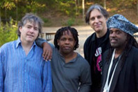 BELA FLECK & THE FLECKTONES in Long Island