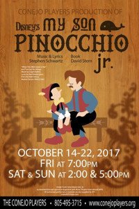 Disney's My Son Pinocchio Jr. in Broadway