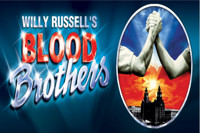 BLOOD BROTHERS in Broadway