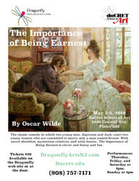 The Importance of Being Earnest in New Jersey