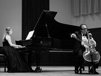 Piano-Cello Duo Perform Beneift Concert at Carnegie in Off-Off-Broadway
