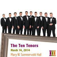 The Ten Tenors in Sioux Falls