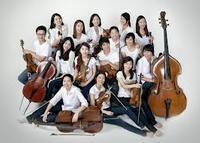 joy of strings summer concert in South Korea