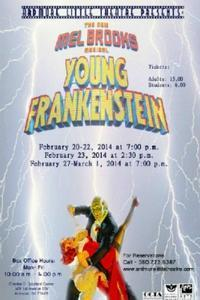 Young Frankenstein in Oklahoma