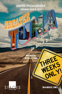 Greater Tuna in Off-Off-Broadway
