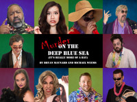 Murder on the Deep Blue Sea (It's Really More of a Bay) in Houston