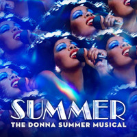 Summer: The Donna Summer Musical in Wichita Logo
