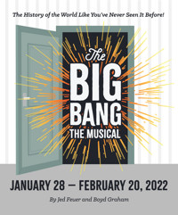 The Big Bang The Musical in Indianapolis
