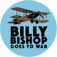 BILLY BISHOP GOES TO WAR in Broadway