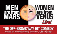 Men Are From Mars, Women Are From Venus – Live! in Chicago