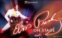 Elvis Presley On Stage in Netherlands
