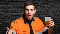 Alex Williamson 'Oi Mate!' at Melbourne International Comedy Festival in Australia - Melbourne