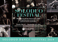 Tickets are now on Sale for 2019 SoloDuo Dance Festival in Central New York