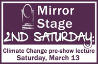 2nd Saturday: Climate Change pre-show lecture in Seattle