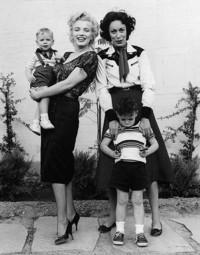 Marilyn, Mom & Me by Luke Yankee in Austin