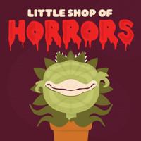 Little Shop of Horrors in Denver Logo