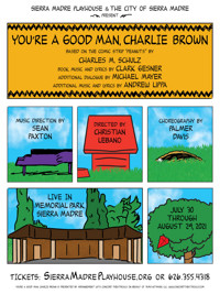 You're a Good Man, Charlie Brown in Los Angeles