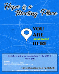 Hope Is a Meeting Place in San Antonio