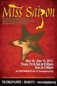 Miss Saigon in Broadway