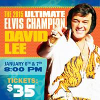 David Lee: World Champion Elvis Entertainer in New Jersey