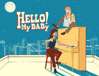 Hello My Baby in Broadway
