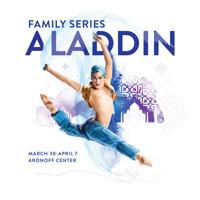 Family Series: Aladdin in Cincinnati
