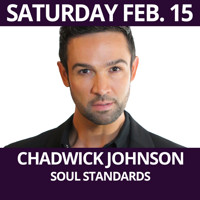 Chadwick Johnson - Soul Standards in Off-Off-Broadway