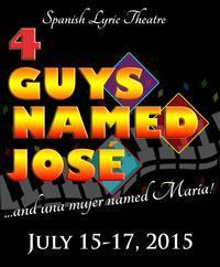 4 Guys Named Jose and Una Mujer Named Maria! in Tampa