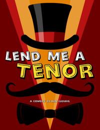 Ken Ludwig's LEND ME A TENOR in Louisville