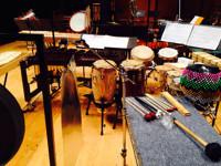 Percussion Ensemble I in Houston