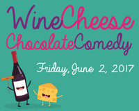 UCPAC's Wine, Cheese & Chocolate Party in New Jersey