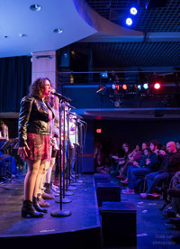 Curtain Up: New Musical Theater Songs by Berklee Students in Boston
