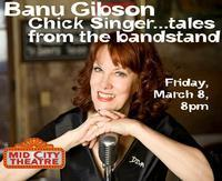 Banu Gibson, Chick Singer in New Orleans