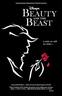 Disney's Beauty and the Beast in Denver