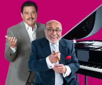 EDDIE PALMIERI & LALO RODRIGUEZ Mi Dia Bonito – Historic Reunion of Salsa Legends! at Lehman Center in Central New York