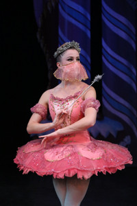The Nutcracker Behind the Mask in Maine
