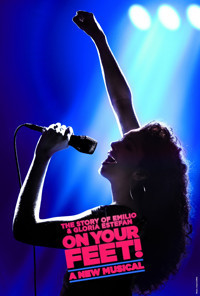 ON YOUR FEET! in Broadway
