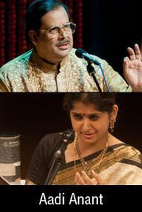 Aadi Anant:Ajoy Chakrabarty & Kaushiki Chakrabarty in India
