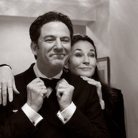 John Pizzarelli & Jessica Molaskey Radio Deluxe Live in Boston