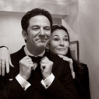 John Pizzarelli & Jessica Molaskey Radio Deluxe Live in Broadway