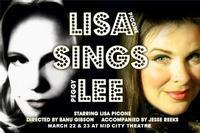 Lisa Sings Lee in New Orleans