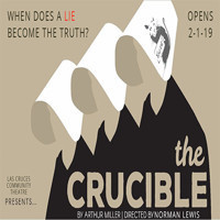 Arthur Miller's THE CRUCIBLE in Broadway