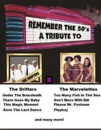 A Tribute to The Marvelettes & The Drifters in Broadway