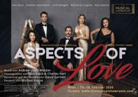 ASPECTS OF LOVE in Austria