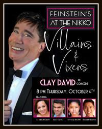 Clay David in VILLAINS AND VIXENS in San Francisco
