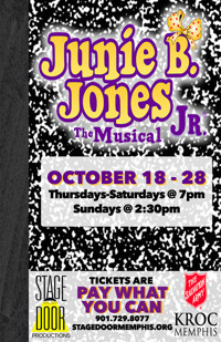 Junie B Jones Jr. in Broadway