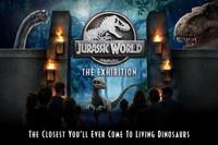 Jurassic World: The Exhibition in Dallas