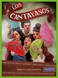 Los Cantayasos: Mucho con poco in Argentina